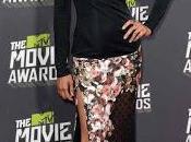 Paso paso peinado Saldana MOVIE Awards 2013