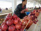Frutas verduras uzbekistan