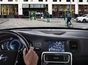 Volvo inventa detector ciclistas