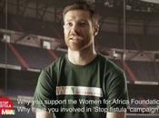 StopFistula: Cambiar Mundo Xabi Alonso equipo