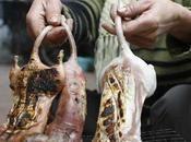 China: vendían carne rata como fuera ternera