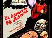 Espectro Justine, proyección esta película maldita