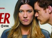 Póster tráiler para última temporada 'Dexter'