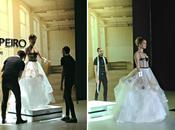 """Crónica """"Barcelona Bridal Week"""" Jesús Peiró, Victorio Lucchino, Yolan Cris Inmaculada García."""