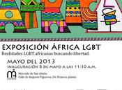 'África LGTB' exposición fotográfica sobre realidad Colectivo continente africano