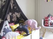 dormitorio infantil, 100% hecho mano