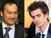 Andrew Garfield Watanabe nuevo Martin Scorsese