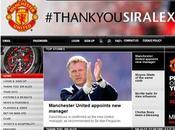 David Moyes, nuevo entrenador Manchester United