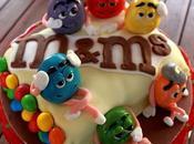 M&M´s Tarta cumpleaños