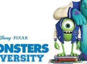 Próximo estreno: Monsters University