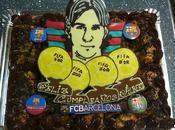 Messi (Feliz Cumpleaños Albert)