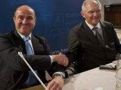 """Schäuble propone avanzar hacia unión bancaria tiempos"""""""