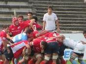 Presentación oficial selección m-20 rumbo junior world rugby trophy 2013