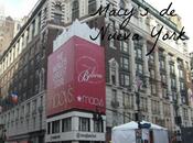 visita Macy's Nueva York