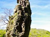 Longstone pinnacle, Symonds Yat, Forest Dean. Hace poco más...