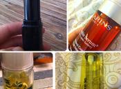 cosméticos favoritos mes: double serum, aceite camelia, argán labial