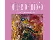 """Libro poesía """"mujer otoño"""""""