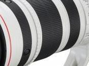 Canon Anunció lente 200-400 f/4L 1.4x