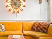¡Otra casa sofa amarillo!