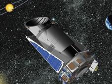 misión Kepler puede haber llegado