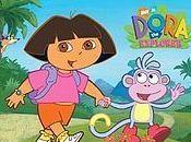 Dora, exploradora aprendizaje lenguas