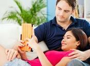 pareja tablet? estudio dice iPad nuevo amante ideal