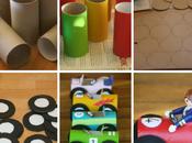Manualidades reciclaje para niños Internacional Reciclaje