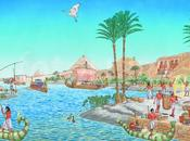 navegación Egipto