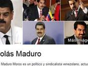 Google retira imagen deformaba rostro Nicolás Maduro