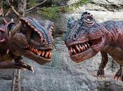 dinosaurios invaden Museo Jurásico Asturias