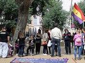 corralas provincia Sevilla marchan hasta Parlamento Andaluz