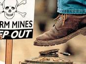Abejas detectan minas antipersona