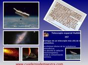 telescopio espacial Hubble pone órbita. abril 1990.