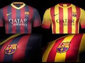 presentado equipación Barcelona 2013-2014