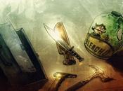 """portada """"Dead Collector"""" nuevo cómic Warren Ellis"""