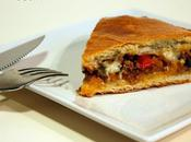 Empanada gallega casera carne. Receta masa empanada