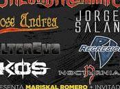 Medina Azahara, José Andrea Jorge Salán este viernes Rockferendum