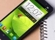 ZTE, cerca tercer mayor fabricante smartphones