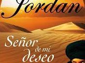 Reseña Señor deseo, Nicole Jordan