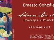 """""""SOBRAN MOTIVOS"""" Exposición personal artista Ernesto González Puig (1913-1988) Homenaje rimer Centenario"""
