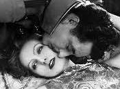"Cine fotos: Greta Garbo, John Gilbert ""Moviola"""