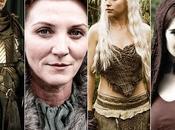 actrices 'Game Thrones' niega desnudarse nuevo serie