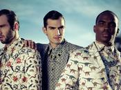 It's about 'printed suits'