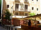 Barcelona...plaça gremio tenderos revendedores fundado 1447...25-05-2013...