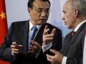 China Suiza firman memorando libre comercio
