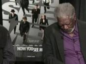Morgan Freeman: dormí, actualizaba Facebook