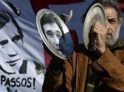 Miles portugueses reclaman dimisión gobierno