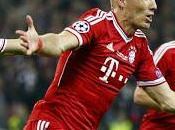 bendición Robben
