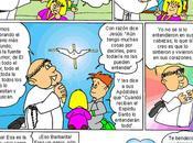 Evangelio dominical cómic: mayo 2013 solemnidad santísima trinidad