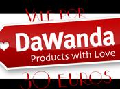 Sorteo: gastadores Dawanda